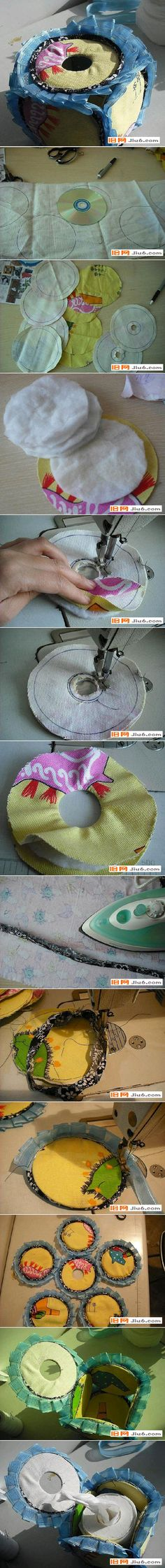 Tissue paper holder is something that you may not see much, but it...