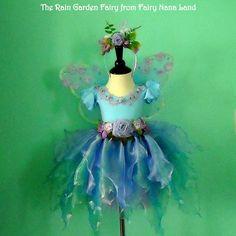 Adorable fairy costume
