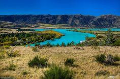 3 lagos de agua turquesa, y un río aún más turquesa en Nueva Zelanda (Isla Sur)