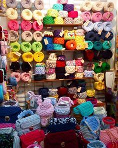 С первым днем весны, дорогие девушки🌼🌞🌈 Приглашаем вас на выставку Handmade Expo, которая проходит в МВЦ на Броварской пр-те☝с 1го по 4е марта Подарите себе весеннее настроение, выбрав пару моточков трикотажной пряжи, сумочку или корзинку💙💚💛 Ждем вас с нетерпением💞  Для заказа Viber/direct, 📲099 28 58 726 #handmade #crocheting #crochetbags #bags #trend2017 #cloutch #i_love_create #madeinukraine #handmadeexpo #вяжуназаказ #сумкикрючком #сумкиручнойработы #дизайнерскиесумки…