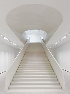 Build down! The interior of the Städel Museum in Frankfurt/Main. #rethink_hotels