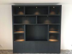 Modern Bookcase, House Inspiration, Bookcase, Home And Living, Home Living Room, Interior, House, Waterfall House, Home Deco