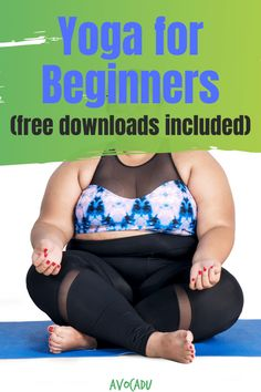 We believe yoga is one of the best workouts for weight loss, and it's why we offer a free yoga for beginners PDF. But, what is it that's so great about yoga?  Isn't it just a bunch of stretching and breathing? Yes, but it's so much more  than that. Learn more and get your FREE yoga for beginners downloadable PDF here! #avocadu #yogaforbeginners #freeyogaworkout #beginneryoga #yogaworkout Easy Yoga Poses, Yoga Poses For Beginners, Workout For Beginners, Yoga Flow, Workouts For Teens, Fun Workouts, Best Forearm Exercises, Beginning Yoga Poses, Core Strengthening Yoga