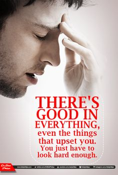 Sometimes negative things turn into positives. Sometimes in difficult situations you actually find blessings. #HiddenBlessings.