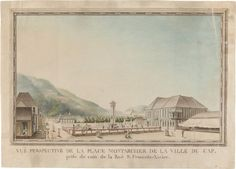 "Résultat de recherche d'images pour ""saint domingue"" Haitian Revolution, French Revolution, Haiti History, Perspective, Francois Xavier, Historical Images, France, Black History, Saint"