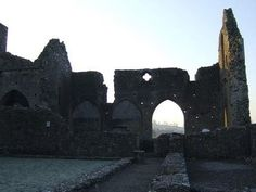 St. Patrick's Rock-Cashel, South Tipperary, Ireland
