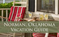 Things to do in norman ok