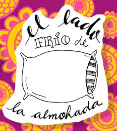 El lado frio de la almohada - Disfruta Las Cosas Pequeñas - Gloria Garcia Mata