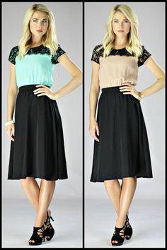 The Irene Dress www.mikarose.com