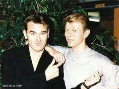 Morrissey  David Bowie RIP David Bowie