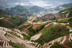 This past summer, Chicago-based travel photographer Ken Koskela spent 17 days in China, where he captured a stunning mix of environmental portraits and Amazing Places On Earth, Beautiful Places To Visit, Places To See, Zen, Environmental Portraits, Rest Of The World, A 17, Travel Photographer, Travel Pictures