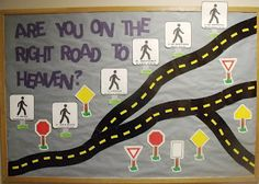 """Can also be """"Are you on the right path to success?"""""""