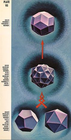 thehouseofhiddenlight:  #Adriano Graziotti #Polyhedra...