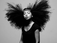 Black Womens Natural Hair Inspired Photographer Glenford Nunez To Shoot The Coiffure Project (PHOTOS) via HuffPo.