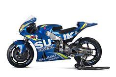 2018 ECSTAR Suzuki MotoGP Livery