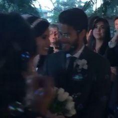 Foi tão lindo!!!! Fico pensando a emoção quando eu casar meu filho!!!! #camilaefilipe #casamento #wedding #wedding