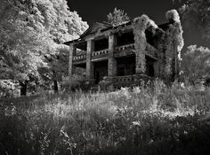 Abandoned house in Missouri