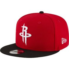 5137ed93f2f New Era Youth Houston Rockets 9Fifty Adjustable Snapback Hat