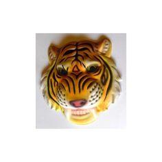 Mascara de Gova eva con diseño de tigre 79b69383450