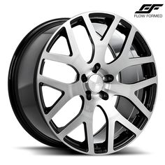 Ace Alloy Wheels Gloss Black with Machined Face Rims Chrome Wheels, Black Wheels, Car Wheels, Wheel Warehouse, Chevrolet Corvette C4, Aftermarket Wheels, Rims For Cars, Truck Tyres, Custom Wheels