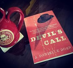 Witches revenge and a western. What more could I ask for? Hot cocoa I suppose. #Devilscall by @dornfoolery @jdanielledorn  #amreading #witch #revenge #western #book #bookstagram