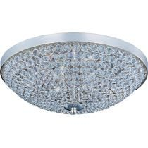 Ceiling Fixtures - Flush Mount - Crystal