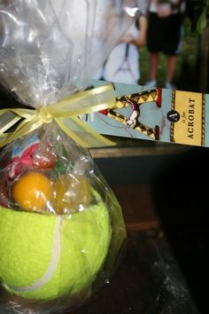 Tennis Party Favor - DIY Show Off ™ - DIY Decorating and Home Improvement Blog