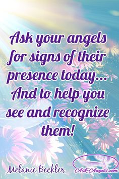 how to ask for help from angels