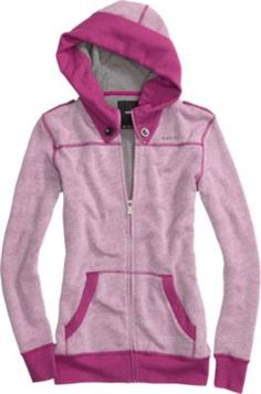 women's peak full zip hoodie