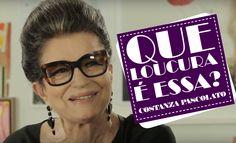 Cheia de opinião e bom humor, Costanza Pascolato é a convidada do 'QLÉE'