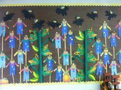 Scarecrows--Cute Crows