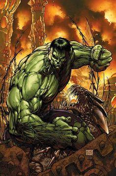 Hulk by Michael Turner
