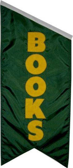 Books Dowel Banner