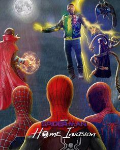New Spiderman Movie, Spider Man Trilogy, Spectacular Spider Man, Cute Cartoon Animals, Spider Verse, Disney Marvel, Fluttershy, Awesome Anime, Marvel Movies