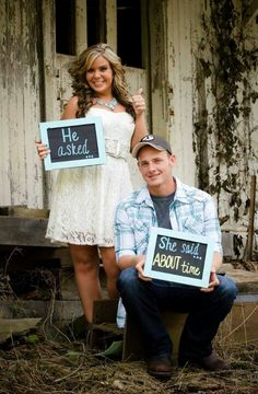 Don't care for the country theme, but the idea is cute for long term relationships!