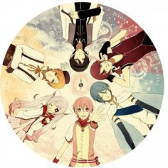 This is my favorite Puella Magi Madoka Magica genderbend picture ever.