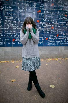 A series of serendipity - Petites choses Le mur des je t'aime - Paris  Melina Souza photo by Sharon Eve Smith