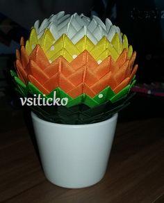 Sukulent+´´ala+Artyčok´´+Patchworkový+kaktus+v+květináčku