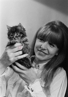 Model, Actress and Author, Jane Asher.