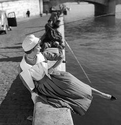ImpressioniFotografiche - Marie-Hélène Photo Georges Dambier 1957
