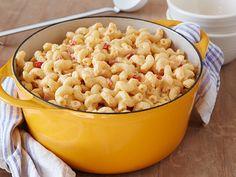 Pimiento Cheesy Mac Recipe : Rachael Ray