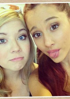 Noah Munck, Ariana Grande And Jennette McCurdy Working On A New Nickelodeon Movie Jennette Mccurdy, Sam E Cat, Victorious Cast, Ariana Grande News, Adriana Grande, Nickelodeon Shows, Nickelodeon Girls, Icarly, Cat Valentine