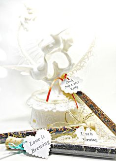 Hey, I found this really awesome Etsy listing at https://www.etsy.com/listing/126933026/weddingshower-tea-favors-24-tubes