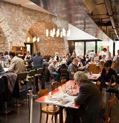 Restaurant Markthalle, Zurich