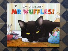 """Mr Wuffles"", David Wiesner"