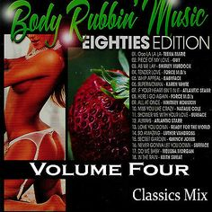 80's Sex Slow Jams v.4 Non Stop Ballads Mix CD DJ Impact