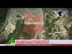 ISIS claims responsibility for French church attack - YouTube