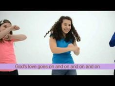God's Love Don't Stop Amber Sky, Praise And Worship Songs, Love Is Gone, Dont Stop, Gods Love, Ministry, Preschool, Album, Teaching