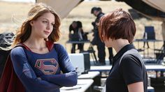 Supergirl is no Kryptonian rom com, but it's full of goofy charm