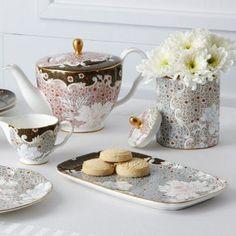 Wedgwood Daisy Tea Story